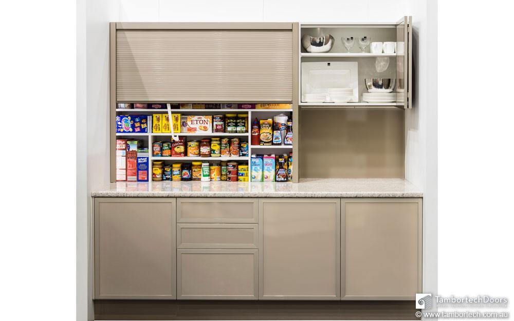 Kitchen Door Storage Ideas